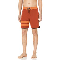 "Hurley - Mens Phantom Bp Solid 18"" Boardshorts"