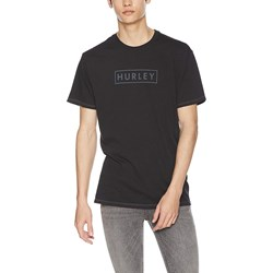 Hurley - Mens Ltwt Boxed T-Shirt