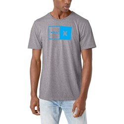 Hurley - Mens Siro Natural T-Shirt