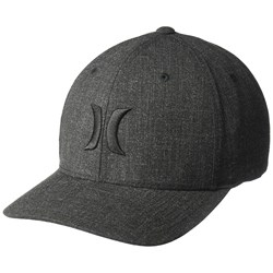 Hurley - Mens Black Textures Hat