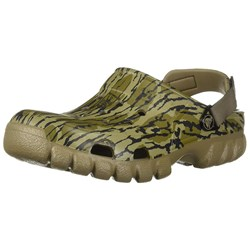 Crocs - Unisex AdultOffroad Sport Mossy Oak Bottomlands Clog