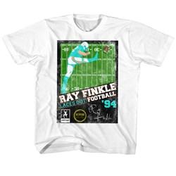 Ace Ventura - Youth Ray Finkle Football T-Shirt