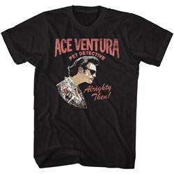 Ace Ventura - Mens Ace Profile T-Shirt