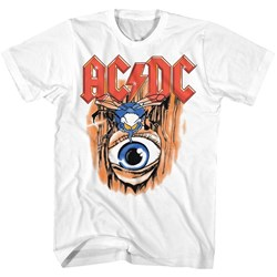 Ac/Dc - Mens Vintage Fly On Wall T-Shirt