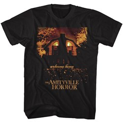 Amityville Horror - Mens Welcome Home T-Shirt