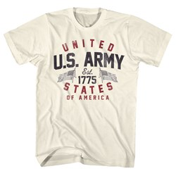 Army - Mens Us1775 T-Shirt