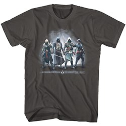 Assassins Creed - Mens Assassin'S Group T-Shirt