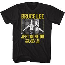 Bruce Lee - Mens Jkd No Way As Way T-Shirt