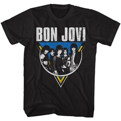 Bon Jovi - Mens Jonbon T-Shirt