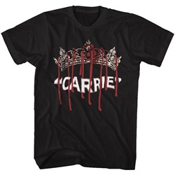 Carrie - Mens Queen Carrie T-Shirt