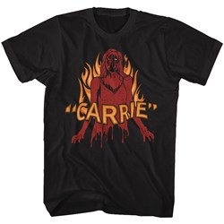 Carrie - Mens Blood & Fire T-Shirt