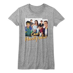 Cant Hardly Wait - Girls Group Photos T-Shirt