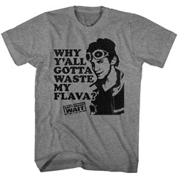 Cant Hardly Wait - Mens Waste My Flava T-Shirt