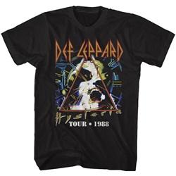 Def Leppard - Mens Tour88 T-Shirt