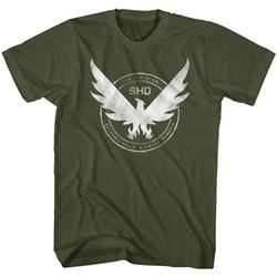 The Division - Mens Phoenix Crest T-Shirt