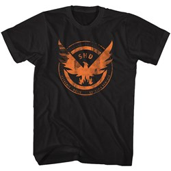 The Division - Mens Agent Shield T-Shirt