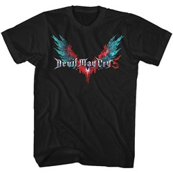 Devil May Cry - Mens Logotees T-Shirt