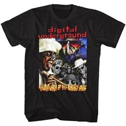 Digital Underground - Mens The Return T-Shirt