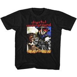 Digital Underground - Unisex-Child The Return T-Shirt