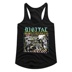 Digital Underground - Womens Very 90S Racerback Top