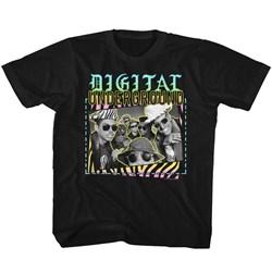 Digital Underground - Unisex-Child Very 90S T-Shirt