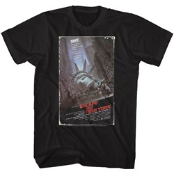 Escape From New York - Mens Efny Home Video T-Shirt