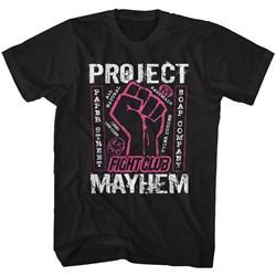 Fight Club - Mens Mayhem T-Shirt