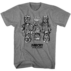 Far Cry - Mens The Twins T-Shirt