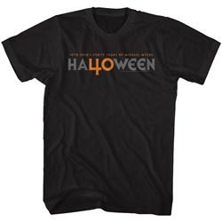 Halloween - Mens 40 Years T-Shirt