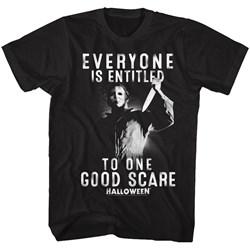 Halloween - Mens One Good Scare T-Shirt