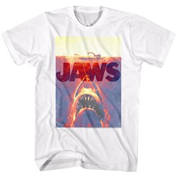 Jaws - Mens Wrecktangle T-Shirt