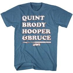 Jaws - Mens Legends T-Shirt