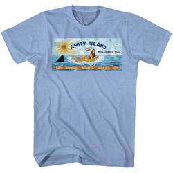 Jaws - Mens Billboard2 T-Shirt