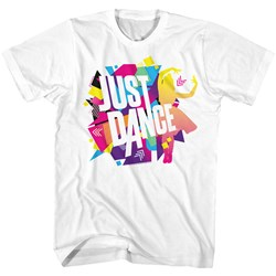 Just Dance - Mens Color Explosion T-Shirt