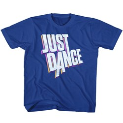 Just Dance - Unisex-Child Dimensional Logo T-Shirt