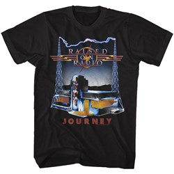 Journey - Mens On Radio T-Shirt