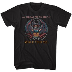 Journey - Mens World Tour 80 T-Shirt