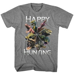 Monster Hunter - Mens Happy Hunting T-Shirt