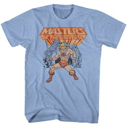 Masters Of The Universe - Mens He-Man T-Shirt