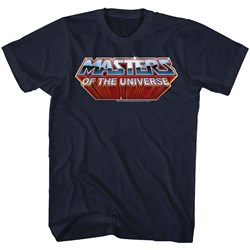 Masters Of The Universe - Mens Logo T-Shirt