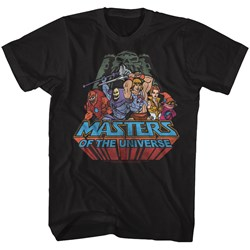 Masters Of The Universe - Mens Register T-Shirt