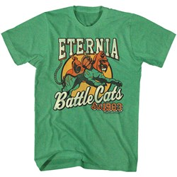 Masters Of The Universe - Mens Eternia Battle Cats T-Shirt