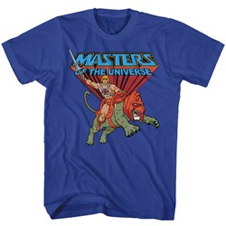 Masters Of The Universe - Mens Ride Into Battle T-Shirt