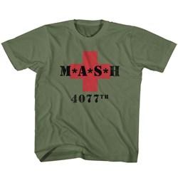 Mash - Unisex-Child Mash 4077 T-Shirt