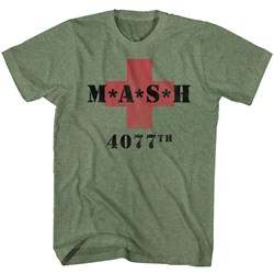 Mash - Mens 4077Th T-Shirt