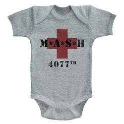 Mash - Unisex-Baby Mash 4077 Onesie