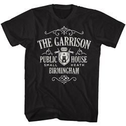 Peaky Blinders - Mens The Garrison T-Shirt