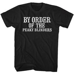 Peaky Blinders - Mens Peaky Blinders T-Shirt