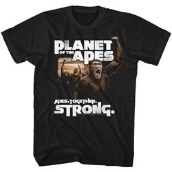 Planet Of The Apes - Mens Revolution T-Shirt