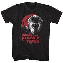 Planet Of The Apes - Mens Angry Face T-Shirt